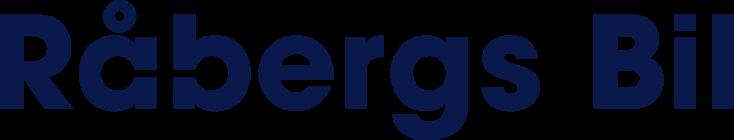 PNG RåbergsBil Logotyp Original